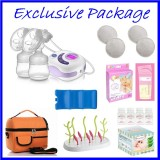 Autumnz - SERENE Convertible Double Electric/Manual Breastpump *EXCLUSIVE PACKAGE*