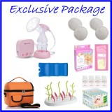 Autumnz - SWIFT Single Electric Breastpump **EXCLUSIVE PACKAGE**