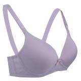 Autumnz - Paige Nursing Bra (No underwire) - Lilac