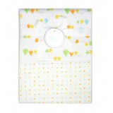 Autumnz - 2-pack Flannel Receiving Blanket *Ducky Dots*