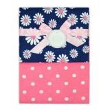 Autumnz - 2-pack Flannel Receiving Blanket *Fresh Daisy*