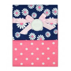 Autumnz - 2-pack Flannel Receiving Blanket *Fresh Daisy*