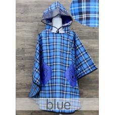 * CuddleMe - Raincoat *BLUE*