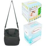 Autumnz - Posh Cooler Bag Complete Set (4 btls) - Pine Green