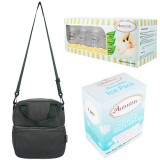 Autumnz - Posh Cooler Bag Complete Set (Pine Green)