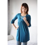 Autumnz - Riviera Tunic (Blueberry)
