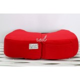 * CuddleMe - Foldable Nursing Pillow *RED*