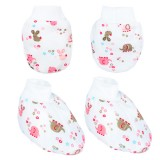 Autumnz - Mitten And Bootie Set (Ellie & Bunny) *BEST BUY*