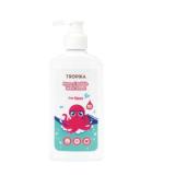 Tropika - Natural Bubble Wash 230ml (Sweet Rose)