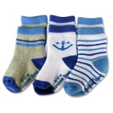 Bumble Bee - Boy Seadream 3 Pair Socks
