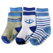 Bumble Bee - Boy Seadream 3 Pair Socks