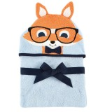 Luvable Friends - Animal Hooded Towel Embroidery (Fox) *57053*