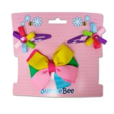 Bumble Bee - Hair Clip Set *Multicolour*