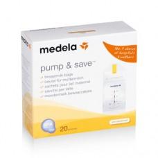 Medela - Pump & Save bags *BEST BUY*