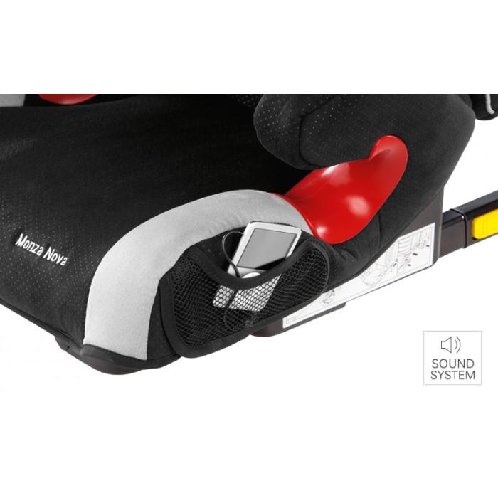 Recaro Monza Nova Is Car Seat Graphite