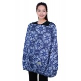 Autumnz POSH Nursing Cover - Paisley Navy