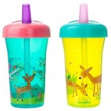 The First Years - Simply Straw Stackable Cups 9oz