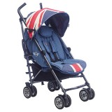 EasyWalker - 2016 Mini Buggy Stroller *Vintage Union Jack* (LIMITED EDITION)