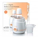 Isa Uchi - 2 in 1 Digital Bottle & Food Warmer