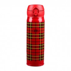 Thermos - Ultra Light Vacuum Flask 500ml (Red)