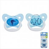 Dr Brown's - Prevent Butterfly Shield Stage 3 Pacifier - Blue (2 PCS) *12M+*