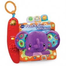 V-Tech - Peek and Play Baby Book