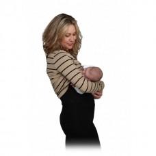 Breastvest Breastfeeding Top (Black)
