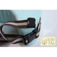 * CuddleMe - Foldable Nursing Pillow *PURPLE*