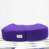 * CuddleMe - Foldable Nursing Pillow *PURPLE*