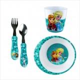 NUK - Disney Tableware Set (Frozen) *BEST BUY*