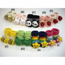Japanese New Born Socks