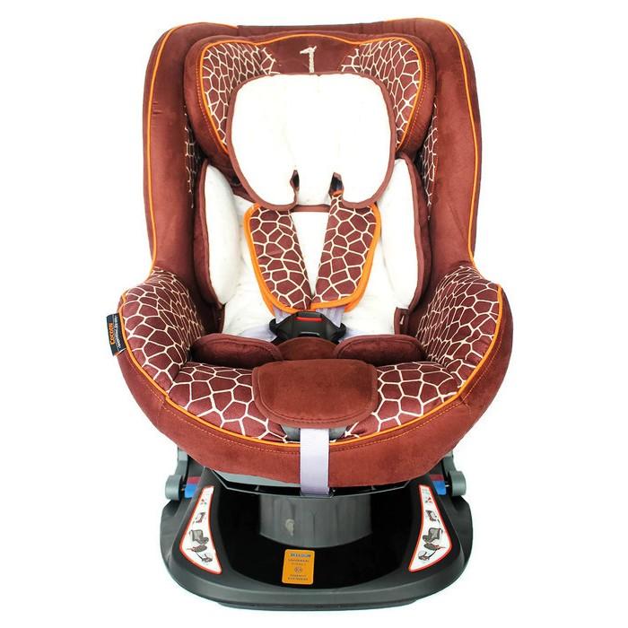 Welldon - Cocoon Gunius Car Seat *Giraffe Talk*