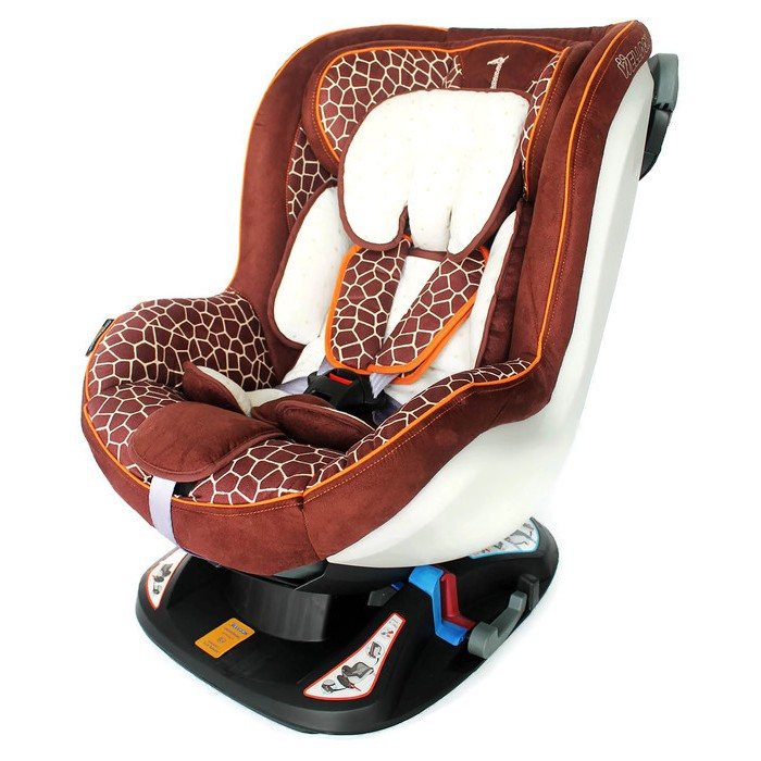 Cocoon Gunius Car Seat *Giraffe Talk*
