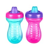 The First Years - Soft Spout Sippy Cups 2pk (Pink)