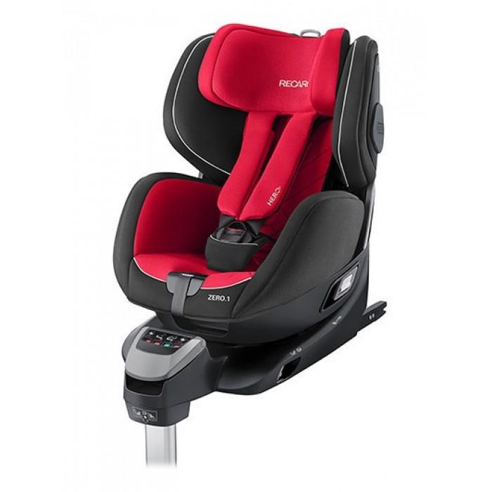 recaro zero 1 car seat racing red best buy. Black Bedroom Furniture Sets. Home Design Ideas