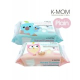 K-MOM - Natural Pureness Baby Wet Wipes (100pcs) *BEST BUY*