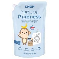 K-MOM - Baby Laundry Detergent Refill 1300ml  *BEST BUY*