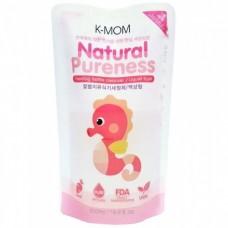 K-MOM - Natural Pureness Feeding Bottle Cleanser 500ml (Refill - Liquid Type) *BEST BUY*