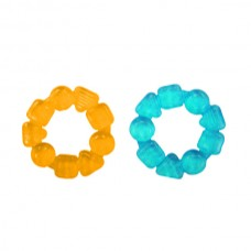 Bright Starts -  Water Ring Teether For Emerging Markets 1pc