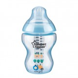 Tommee Tippee - Closer To Nature 9oz PP Tinted Bottle (Single) *Blue*