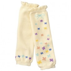 Leg Warmers - Pretty Bows