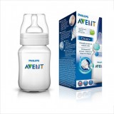 Philips Avent - PP Classic + Feeding Bottle *Single Pack* 9oz/260ml