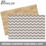 Parklon - PVC Design Cushion Mat (M) *Urban ZigZag*