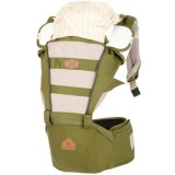 I-Angel - Mesh Hip Seat Carrier *Khaki*