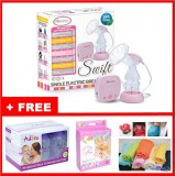 Autumnz - SWIFT Single Electric Breastpump w FREE GIFTS total worth RM81.40