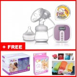 Autumnz - BLOSSOM Convertible Single Electric/Manual Breastpump *BEST BUY* w FREE GIFTS total worth RM81.40