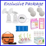 Autumnz - ESSENTIAL Double Electric Breastpump *EXCLUSIVE PACKAGE*