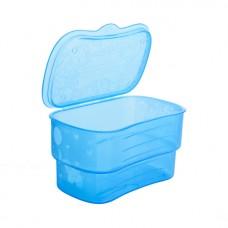 * EASY Breastmilk & Baby Food Storage Cups (4oz) *Ocean Blue* BEST BUY