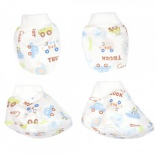 Autumnz - Mitten And Bootie Set (Transport) *BEST BUY*