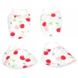 Autumnz - Mitten And Bootie Set (Cherry) *BEST BUY*